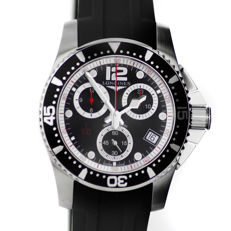 Longines - Hydroconquest Chronograph 41 mm - FOR MEN - 2017