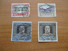 Austria - collection with Michel 156