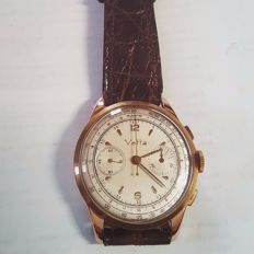 Vetta Chronograph - Men's wristwatch from the 1950-1960s