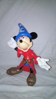 Disney, Walt - Figure - Mickey Mouse - Fantasia (c. 1980s)