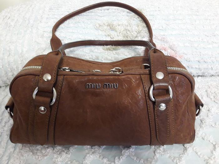 3e6d54ddc91 Miu Miu – Bag –  No Minimum Price  - Catawiki