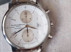 Baume & Mercier Men's chronograph. Year 2008