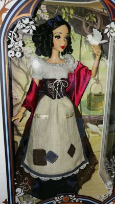 Disney, Walt - Doll - Snow White - Snow White and the 7 Dwarfs - 80th Anniversary (2017)