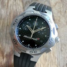 Tag Heuer McLaren Limited Edition Limited Edition only 999 pieces - mens watch