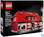 Most valuable item - Lego 4000007 Ole Kirk's House