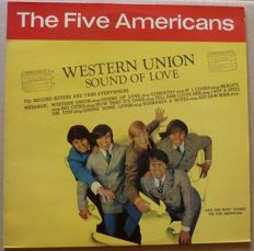 The Five Americans – Western Union - Sam The Sham & The Pharaohs – Li'l Red Riding Hood - Simon & Garfunkel – Wednesday Morning, 3 A.M. - Simon & Garfunkel – Sounds Of Silence - Gary Puckett And The Union Gap – Young Girl  -  The Leaves – 1966 -  Th