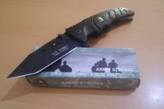 Official U.S. Army Tactical Assault Knife