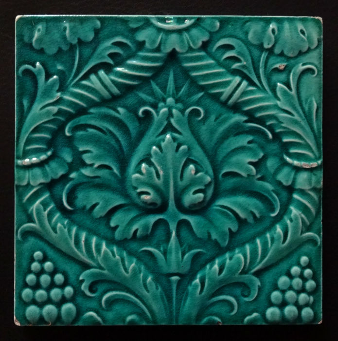 Edwards - Art Nouveau Tile