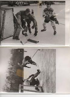 Unknown / DENA - ice hockey player, 1947 -1949