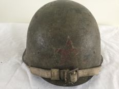 Original Russian helmet СШ-40 WW2. Liner.