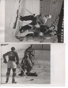 Unknown - ice hockey player, 1947-1949