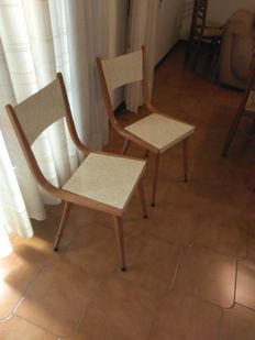 Unknown designer - two chairs