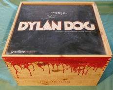 Dylan Dog - 2x statuettes