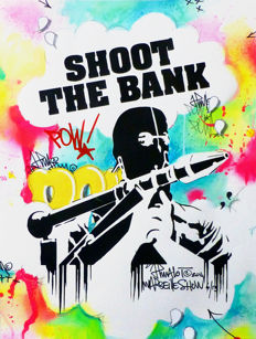 JP Malot - Shoot the Bank