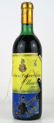 1928 Paternina Rioja Gran Reserva - 1 bottle