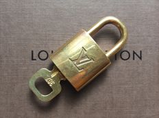 Louis Vuitton – Padlock with key