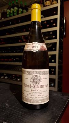 1991 Batard Montrachet Grand Cru - Henri Moroni x 1 bottle