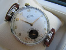 Gruen Veri - thin - orologio marriage anni 1929