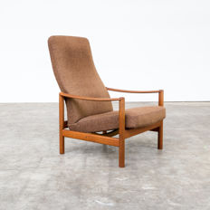 Manufacturer unknown – vintage design lounge chair