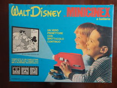 Walt Disney - Harbert Minicinex (battery operated) - (1968)