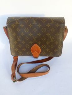 Louis Vuitton - Vintage Cartouchiere Shoulderbag