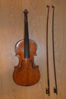 Antique Violin Ludwig Kritzner 1888