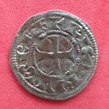 France (County of Poitou) - Richard the Lionheart (1189-1199) - Denarius ND