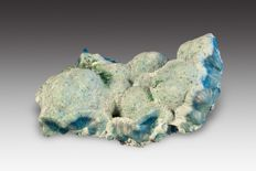 Rare Blue Shattuckite - 50 x 32 x 29 mm - 27 gm