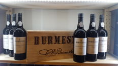 1997 Vintage Port Burmester - 6 bottles