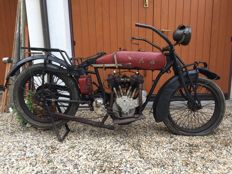 Indian - 1000cc - Power Plus - 1918