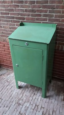 Industrial (storage) cabinet from a machine shop.