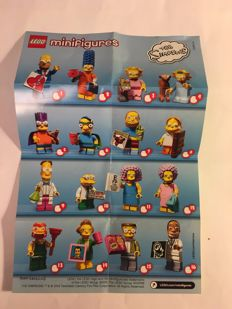 Lego The Simpsons Series 2