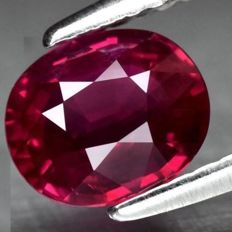 Ruby - 1.12 ct.