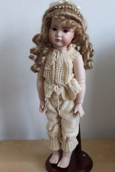 Replica doll Kämmer and Reinhardt, Simon and Halbig 117/A Germany