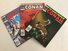 Collection Of Marvel Comics - Savage Sword Of Conan - x30 SC - (1988/1991)
