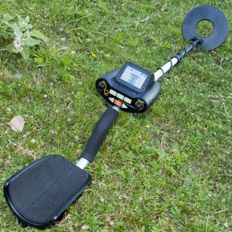 Professional metal detector MG - 26 with touch panel