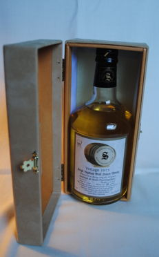 North Port 1975, 24 years old, Refill Sherry Cask #2094, Signatory Vintage