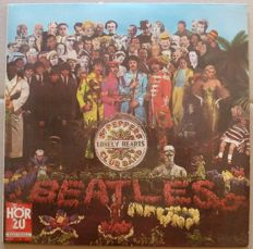 1 - The Beatles ‎– Sgt. Pepper's Lonely Hearts Club Band - 2 - The Beatles ‎– Yellow Submarine