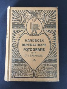 2 books on photo technology by J.E.Rombouts and Adriaan Boer
