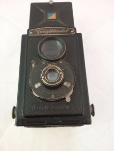 Voigtländer Brillant camera from 1932