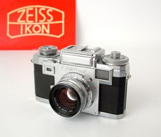 Zeiss Ikon Contax IIIa Colored Dial set