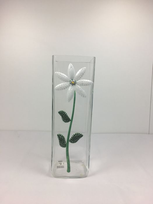 Attributed to Sergio Tiozzo - Flower vase 30 cm