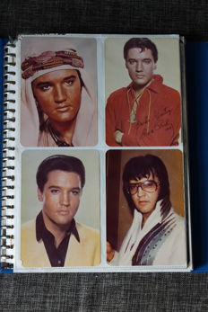 Elvis Presley ; Collection of +/- 175 Photo's