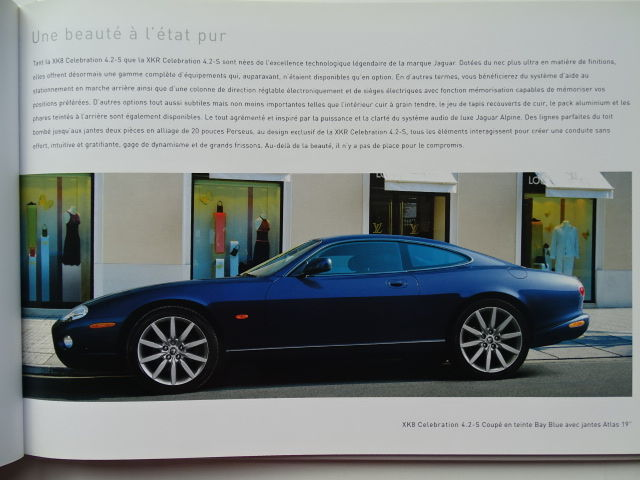 2005 2006 Jaguar Xk Coup Convertible From The Advanced