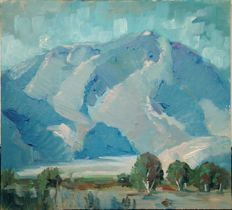 Denis Malskiy - Blue mountains