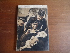 Beautiful rare and complete Wehrmacht calendar 1943.
