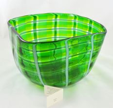MuMa Italia - bowl with glass canes