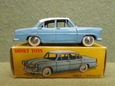"Dinky Toys-France - Scale 1/43 - Simca ""Versailles"" No.24Z"