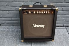 Ibanez Troubadour 25 Amp with Reverb and Chorus