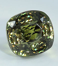 Alexandrite - Colour change - 6.71 ct